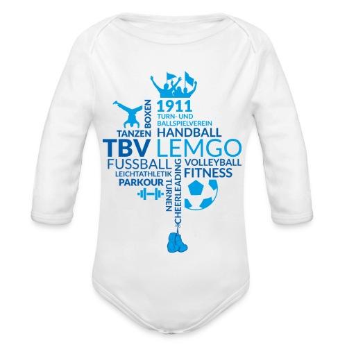 TBV Body (kids) - Baby Bio-Langarm-Body