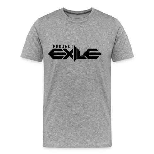 Premium shirt Project Exile - Mannen Premium T-shirt