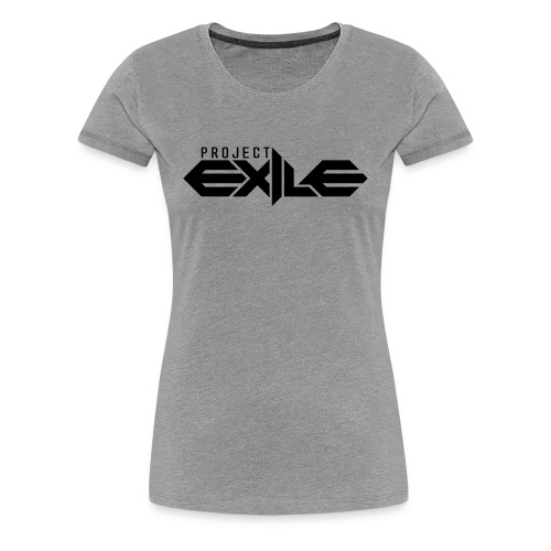 Premium shirt Project Exile - Vrouwen Premium T-shirt