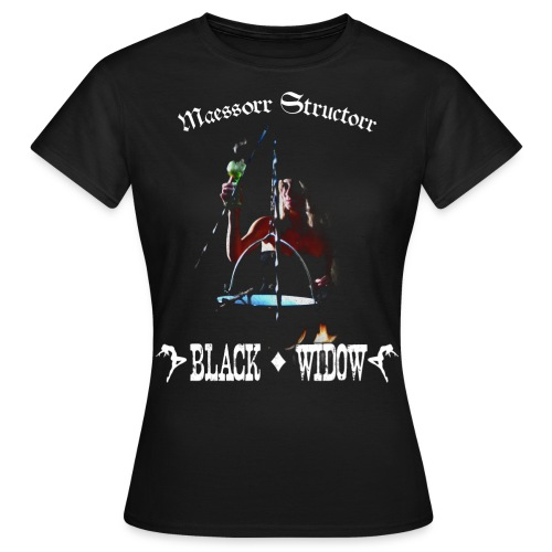 Black Widow 2016 - Women's T-Shirt