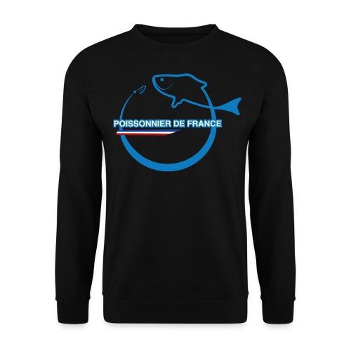 sweat black personnalisable ville + cp russel - Sweat-shirt Homme