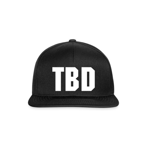 TBD Pet! - Snapback cap