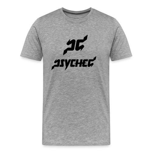 Premium T-shirt Psyched - Mannen Premium T-shirt