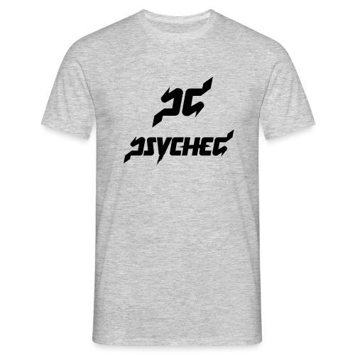 T-shirt Psyched - Mannen T-shirt