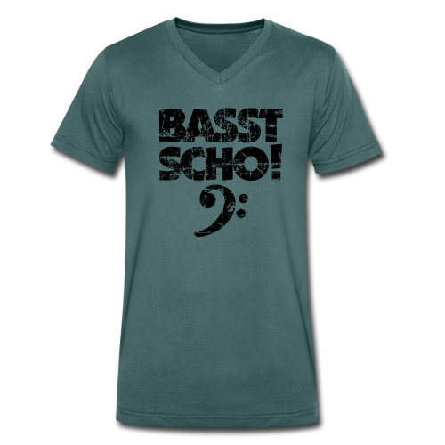 BASST SCHO! Bass Bassschlüssel Bassisten