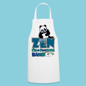 Cooking Apron Bad panda, be zen or not - Cooking Apron