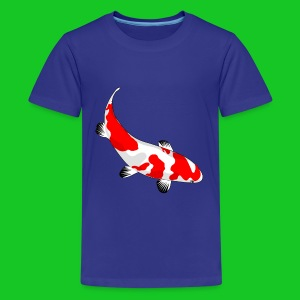 Koi karper heren t-shirt - Teenager Premium T-shirt
