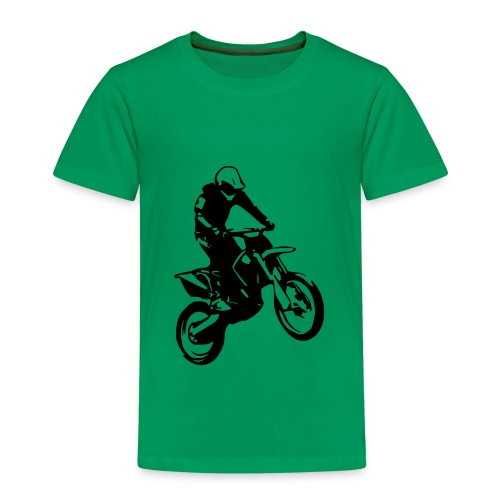 Cross, T-shirt - barn - Premium-T-shirt barn
