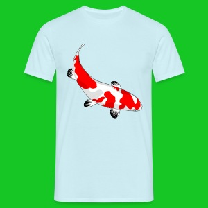 Koi karper teenager t-shirt - Mannen T-shirt