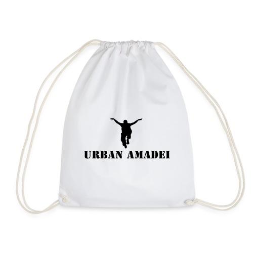 UrbanAmadei Turnbeutel weiß - Turnbeutel