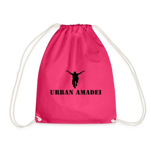 UrbanAmadei Turnbeutel pink - Turnbeutel
