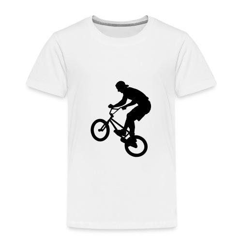 BMX, T-shirt - barn - Premium-T-shirt barn