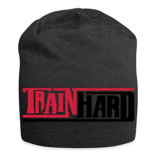 Train hard, mössa - herr/dam - Jerseymössa