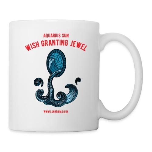 Aquarius Sun Mug - Mug
