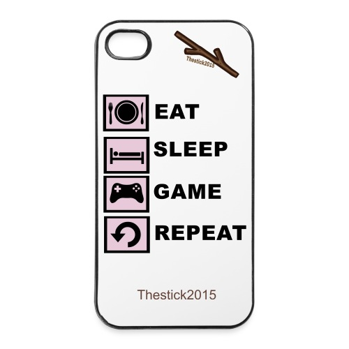 Thestick2015 phone case 4/4s - iPhone 4/4s Hard Case