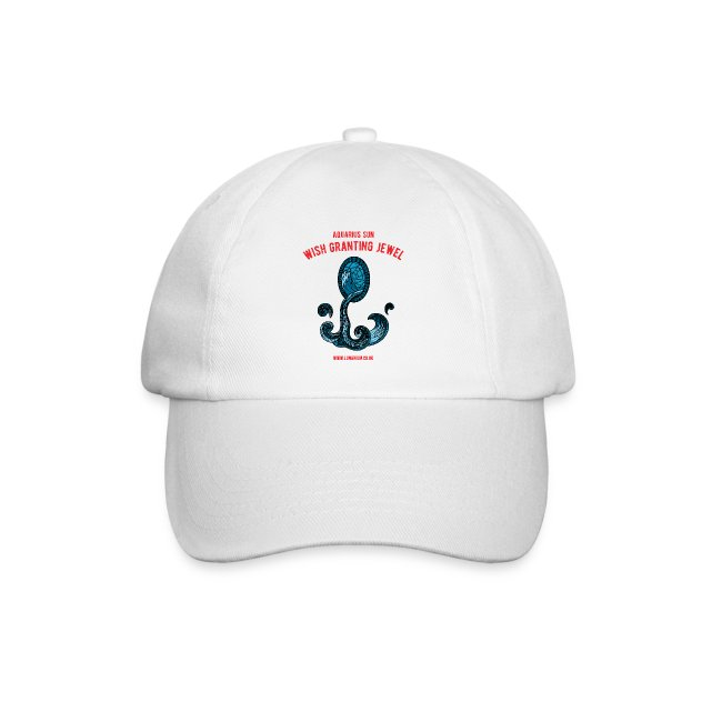 Aquarius Sun Baseball Cap