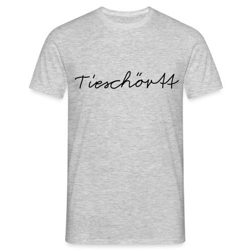 Tieschörtt - Männer T-Shirt