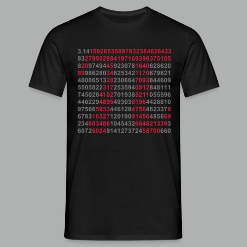 PI Mens T - Men's T-Shirt