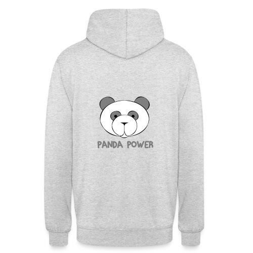 Kapuzenpullover Panda Power - Unisex Hoodie