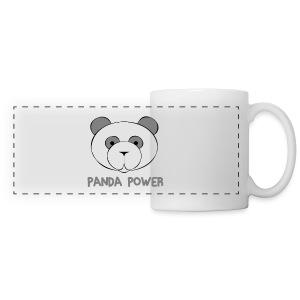 Tasse Panda Power - Panoramatasse