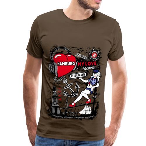 st002274 - Maglietta Premium da uomo