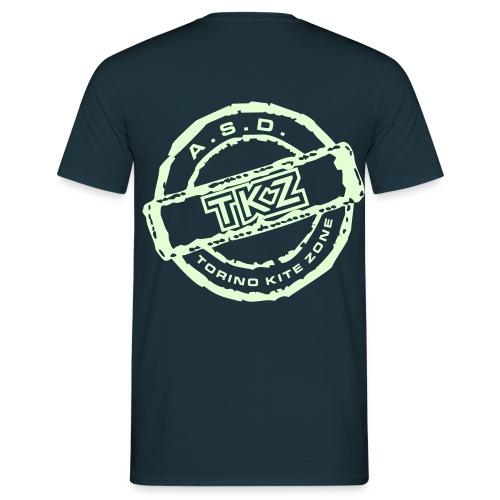 T SHIRT TKZ NIGHT GLOW - Maglietta da uomo