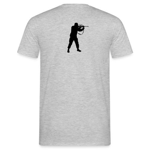 LINE2 T-SHIRT - T-shirt herr