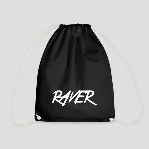 Raver, Bag, black - Turnbeutel