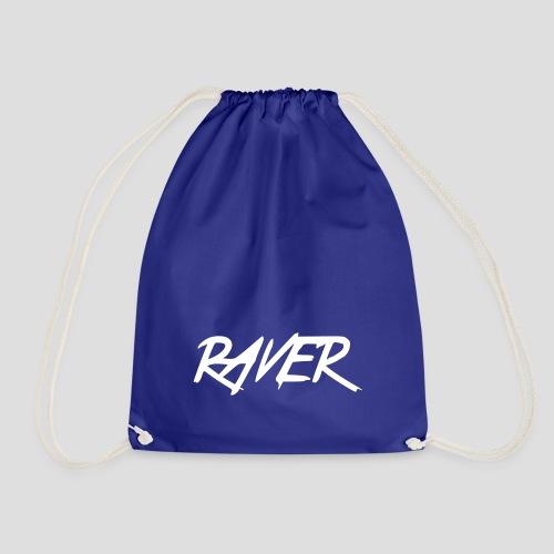 Raver, Bag, blue - Turnbeutel