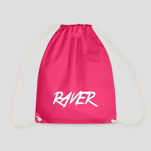 Raver, Bag, pink - Turnbeutel