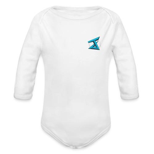 Baby Growth  - Organic Longsleeve Baby Bodysuit