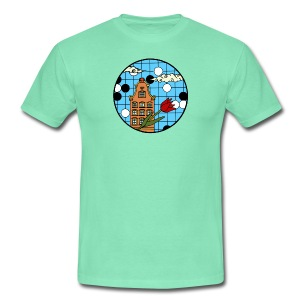 Amsterdam Go - Men's T-Shirt