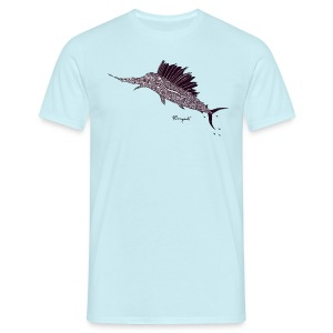 Swordfish - Men's T-Shirt