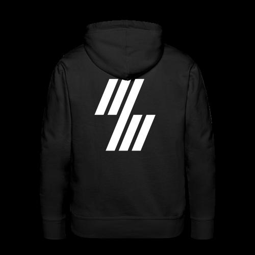 Logo hoodie (men) - Men's Premium Hoodie