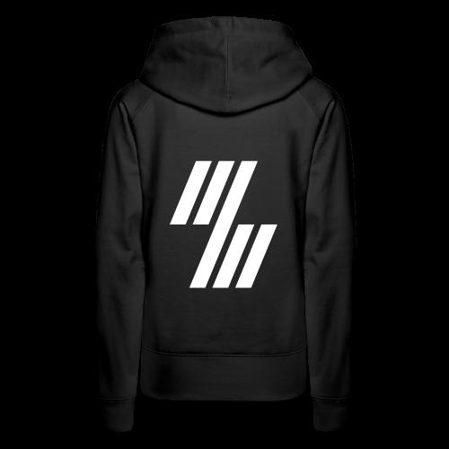 Logo hoodie (women) - Women's Premium Hoodie