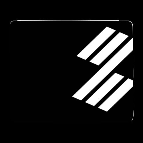 Rotated logo mousepad - Mouse Pad (horizontal)