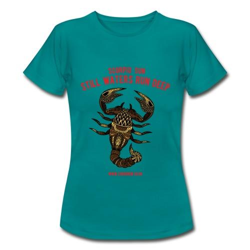 Scorpio Sun Women's T-Shirt - Women's T-Shirt