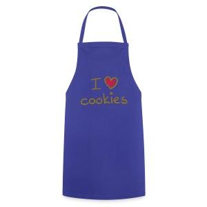 Kochschürze I Love Cookies - Kochschürze