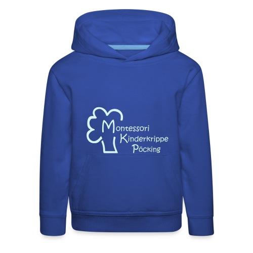 Montessori Jacke Kinder 2017 - Kinder Premium Hoodie