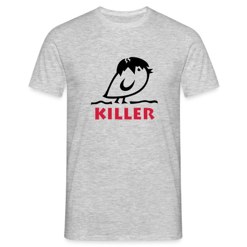TWEETLERCOOLS - KILLER KÜKEN - Männer T-Shirt