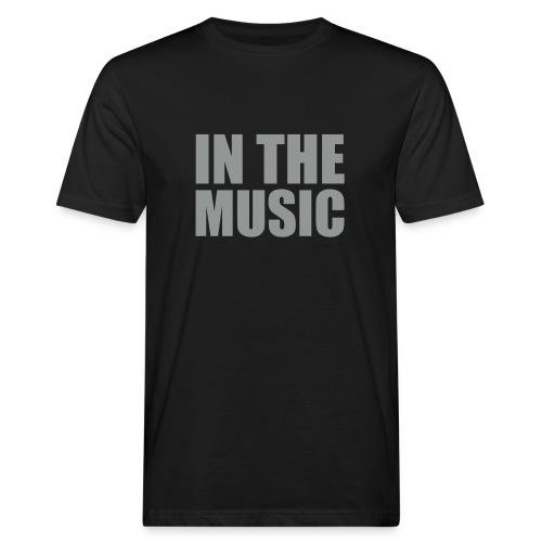 IN THE MUSIC - MEN - Männer Bio-T-Shirt