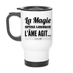 Mug thermos, Nuréa La Magie - Mug thermos