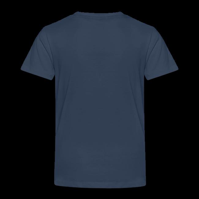 "Kinder Premium T-Shirt ""Ralle hält sie alle"" - navi"