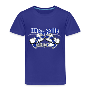 Kinder Premium T-Shirt Ralle hält sie alle - königsblau - Kinder Premium T-Shirt