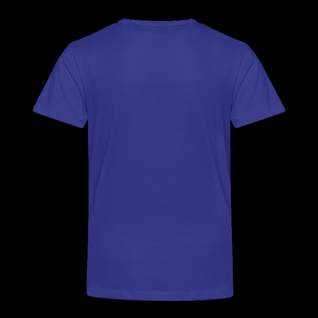 "Kinder Premium T-Shirt ""Ralle hält sie alle"" - königsblau"