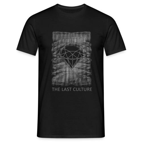 The Last Culture - Stuff Diamond - Männer T-Shirt