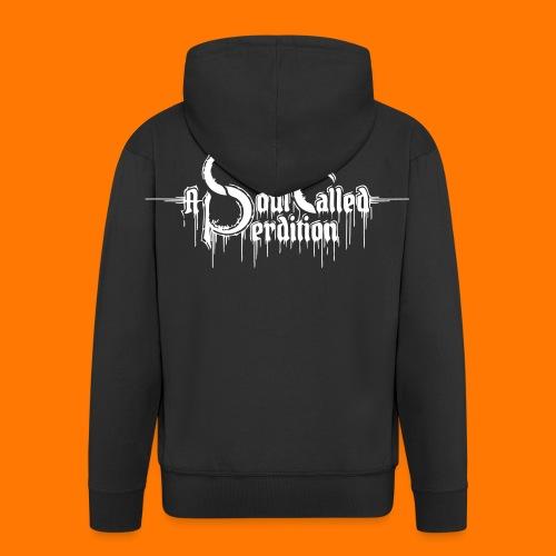 I Am Death Incarnate -hoodie - Men's Premium Hooded Jacket