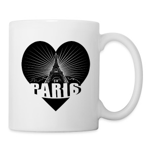Paris in Love - Tasse