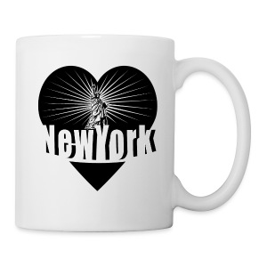 New York in Love - Tasse