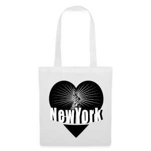 New York in Love - Stoffbeutel